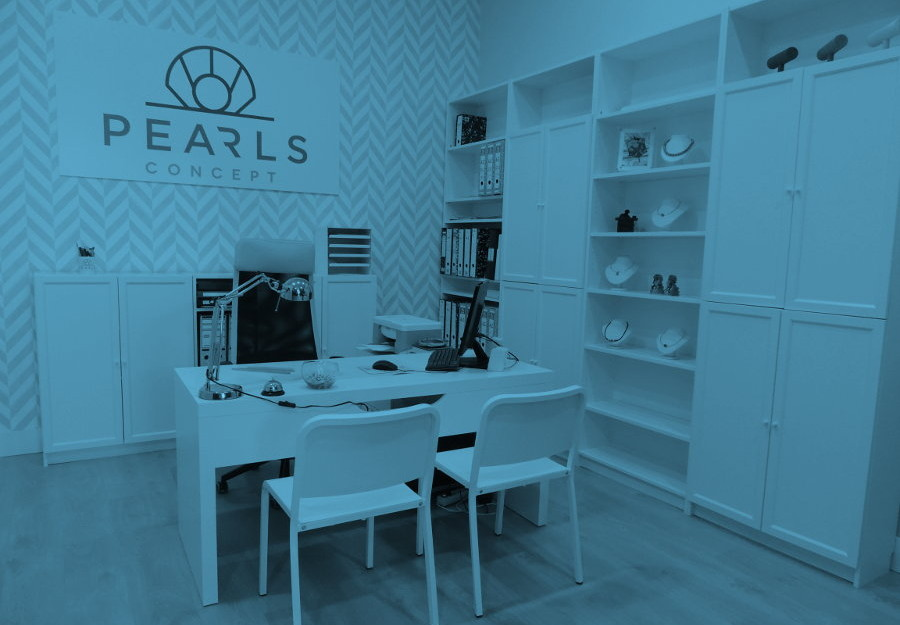 Pearls Concept's office